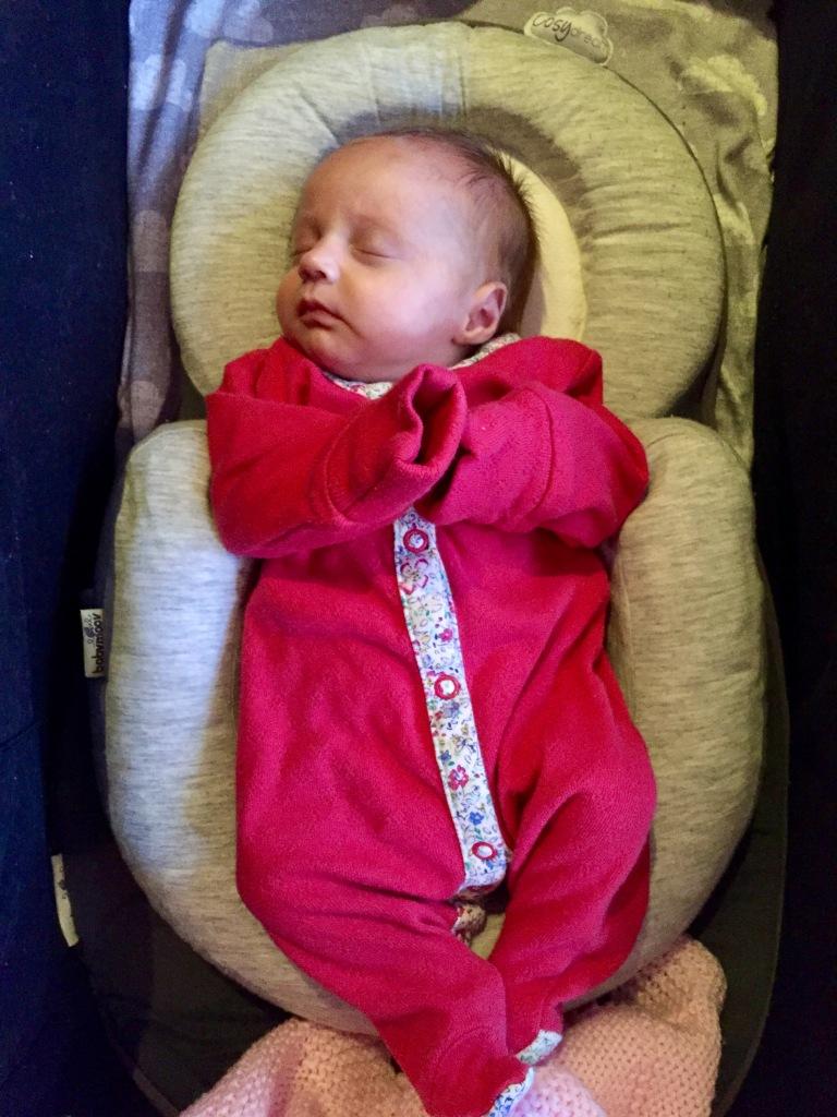 Rosie two months